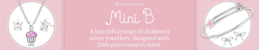 Mini B Children's Jewellery