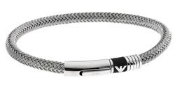Emporio Armani Steel Men's Bracelet