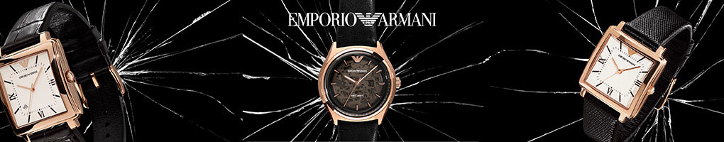 Emporio Armani Men's Watches