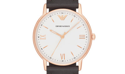 Shop Men's Emporio Armani Watches