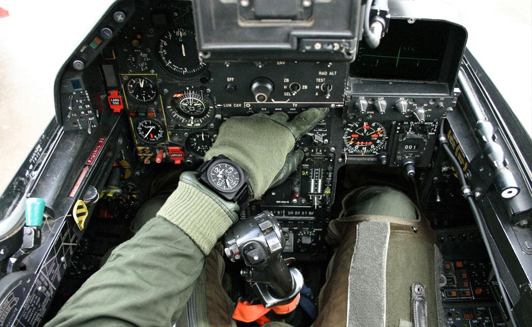 Bell & Ross Aviation Watches