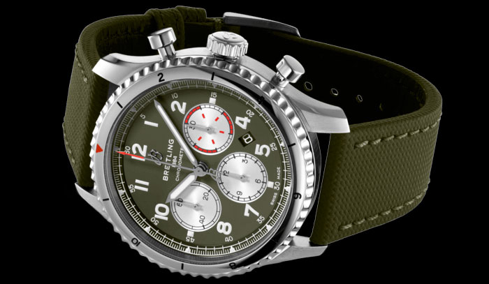 Breitling Aviator Watches