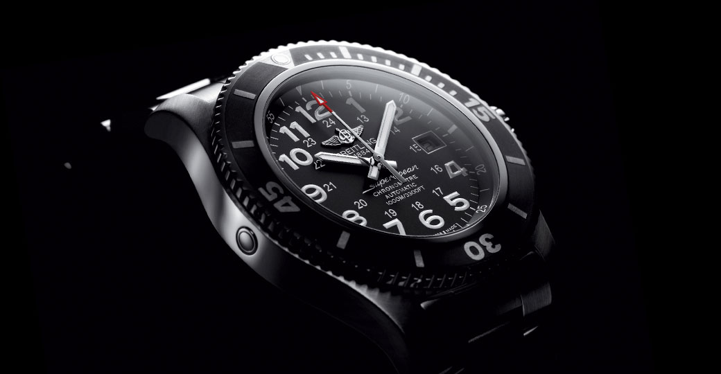 Breitling Superocean Watches