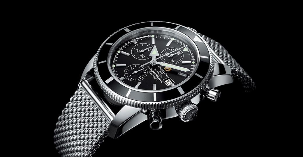 Breitling Supocean Heritage Watches