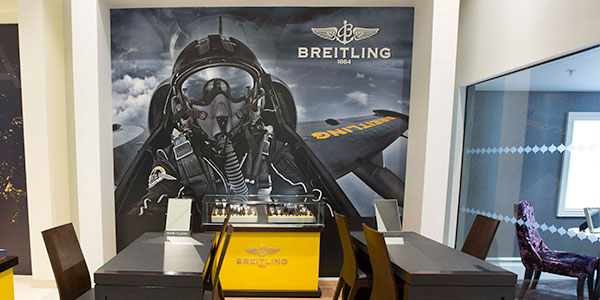 Book An Breitling Appointment