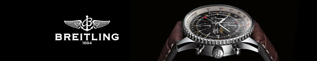 Breitling Navitimer World Watches
