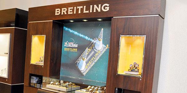 Breitling Stockists