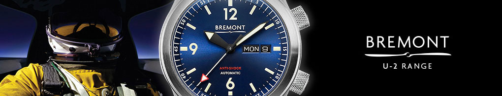 Bremont U2 Watches