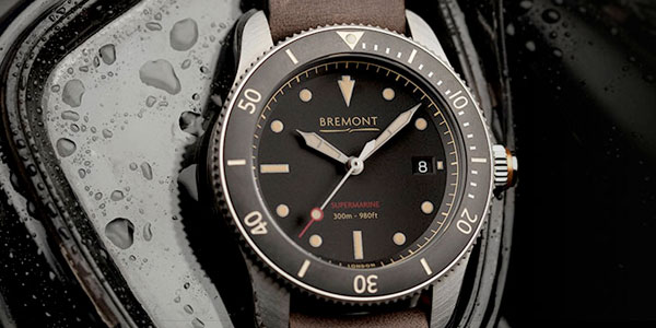Bremont Supermarine Watches