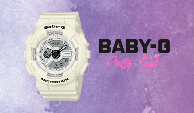 Casio Baby-G Watches
