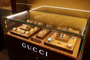 Gucci Boutique, Manchester Traffor Centre