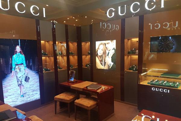 Gucci Stockists
