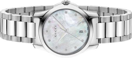 Gucci G-Timeless Diamond Ladies Watch