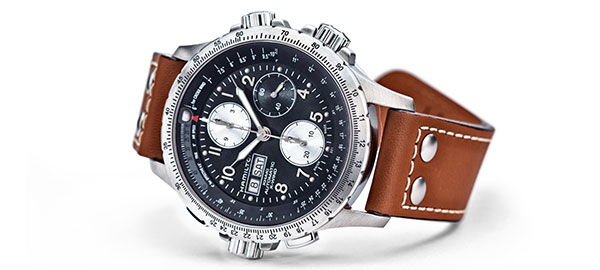 The Hamilton Khaki Aviation Collection