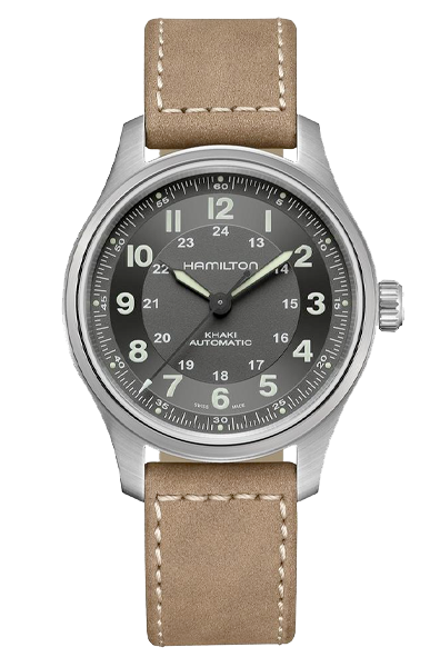 Hamilton Khaki Field Watches