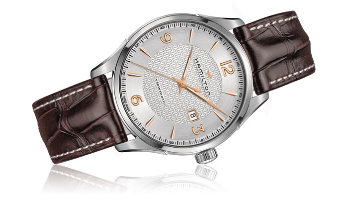 Hamilton Jazzmaster Viewmatic Men's Watch