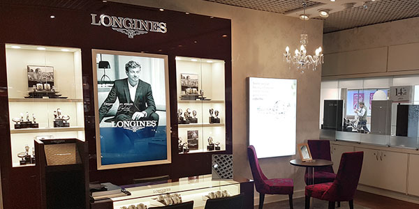 Book A Longines Appointment