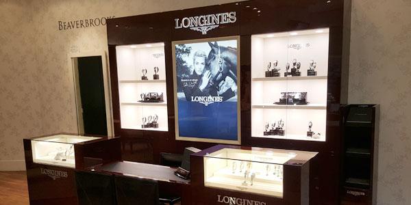Longines Stockists