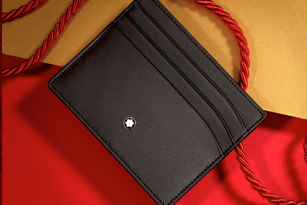 Montblanc Leather Accessories