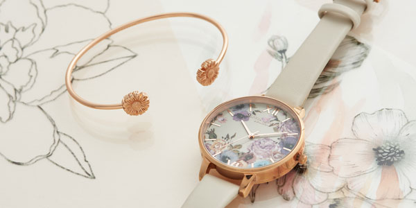 Olivia Burton Floral Collection