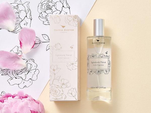 Olivia Burton Signature Floral Home Fragrance