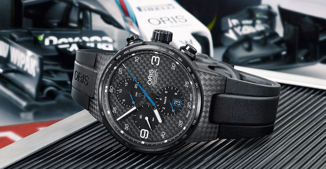 Oris Motor Sport Watches
