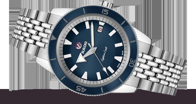 Rado Captain Cook Watches