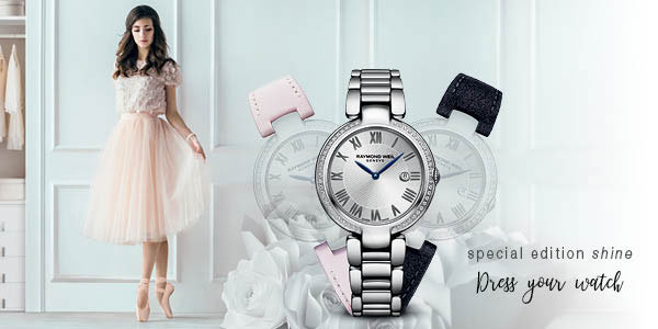 Ladies Raymond Weil Watches