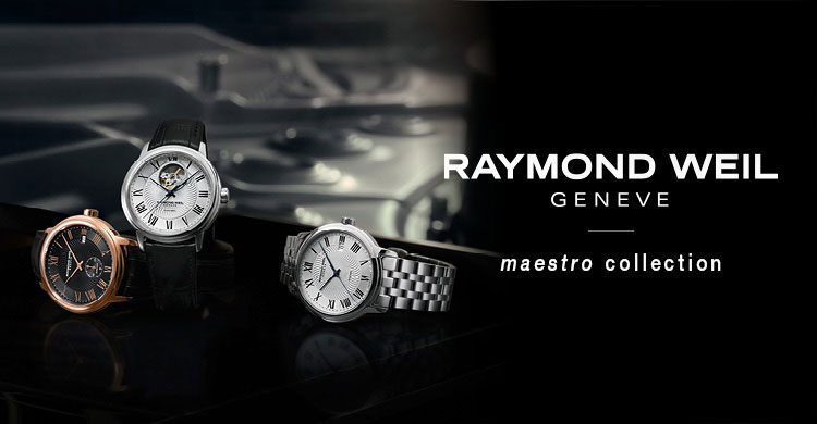Raymond Weil Maestro Watches