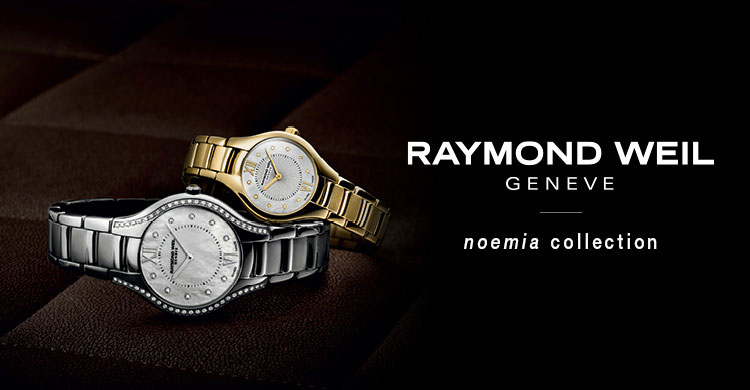 Raymond Weil Noemia Watches