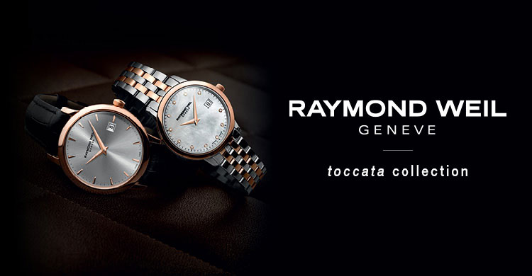 Raymond Weil Toccata Watches
