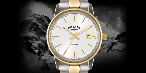 Ladies Rotary Watches