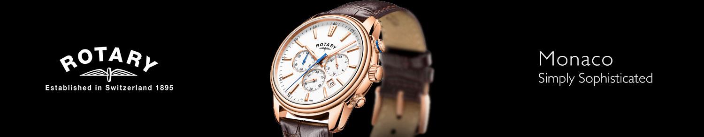Rotary Monaco Watches