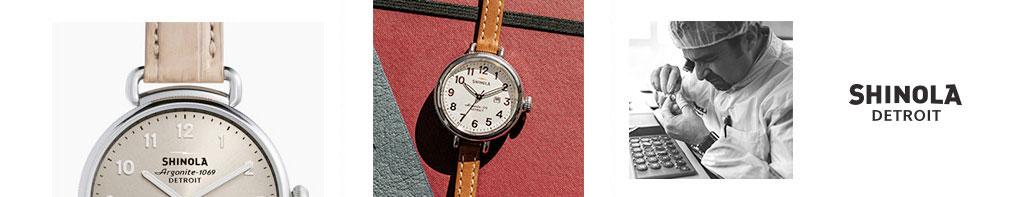 Ladies Shinola Watches