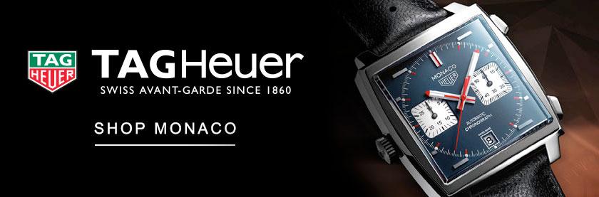 TAG Heuer Monaco Watches