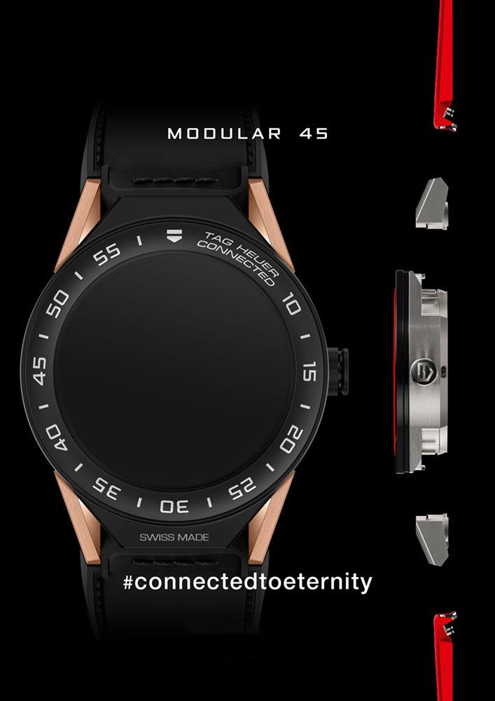 TAG Heuer Modular 45
