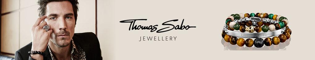 Men's Thomas Sabo Jewellery & Watches