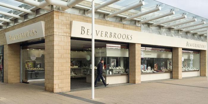 Beaverbrooks Glasgow Fort | Tudor Stockist