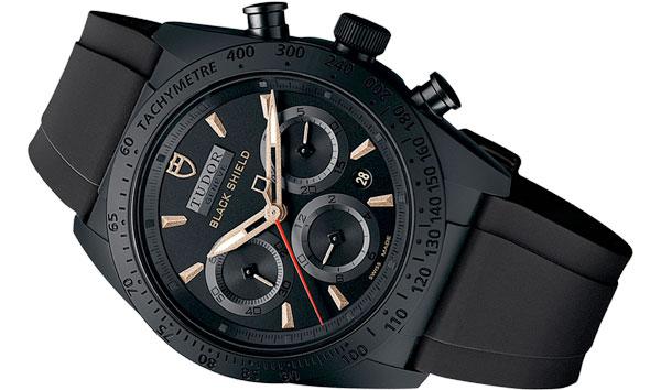 Tudor Fastrider Black Shield Men's Watch