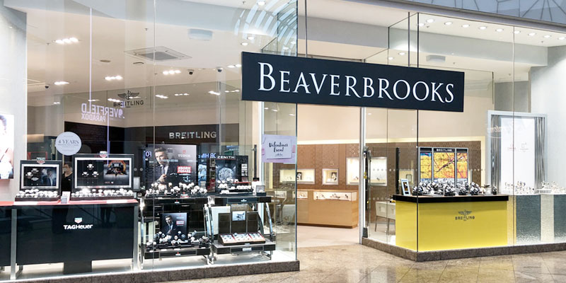 Beaverbrooks Meadowhall | Zenith Stockist