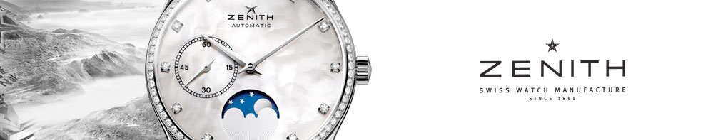 Ladies Zenith Watches