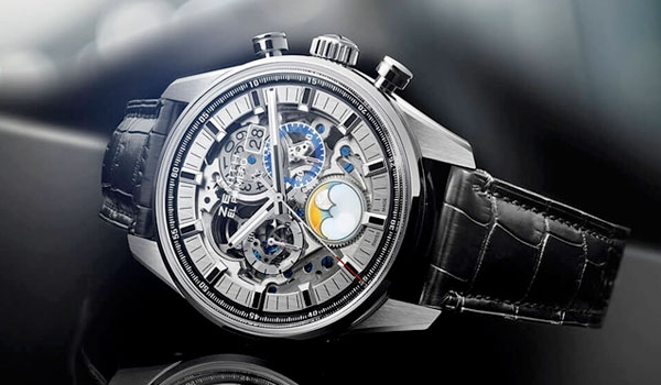 The Zenith Chronomaster Collection