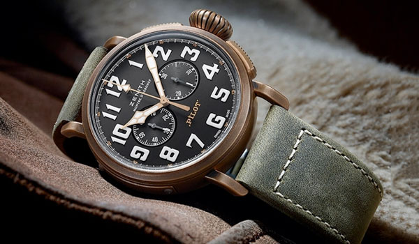 The Zenith Pilot Collection