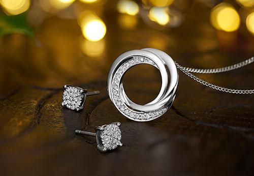 Diamonds Jewellery