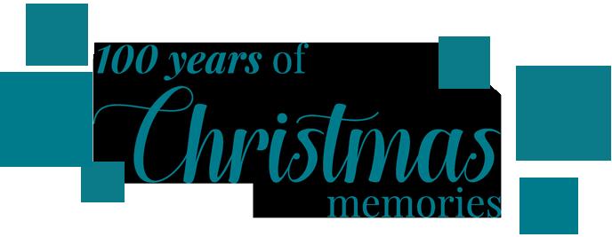 100 Years Of Christmas Memories