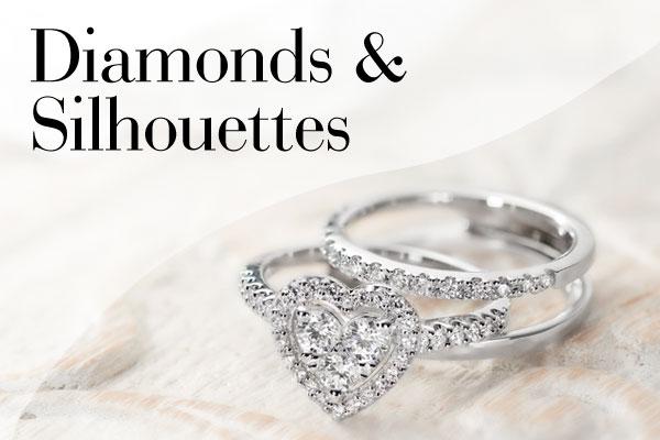 Diamonds & Silhouettes