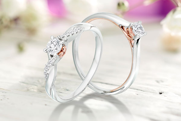 Beaverbrooks Rose Hearts