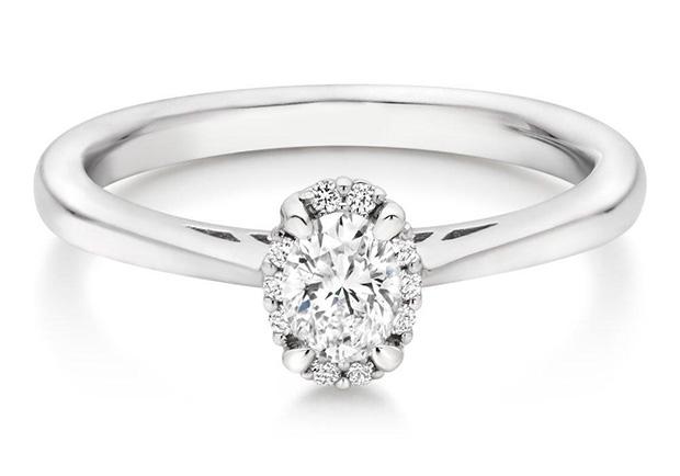 Vintage-Style Diamond Engagement Rings