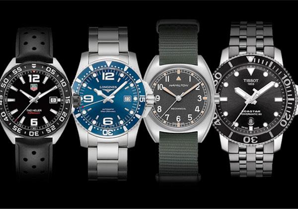 Best Swiss Watches Under £1000