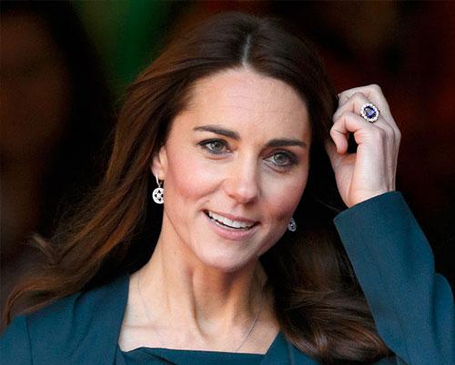 Kate Middleton | Celebrity Diamond Rings